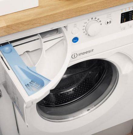 Монтаж на пералня